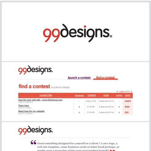 Runner-up design by designabot
