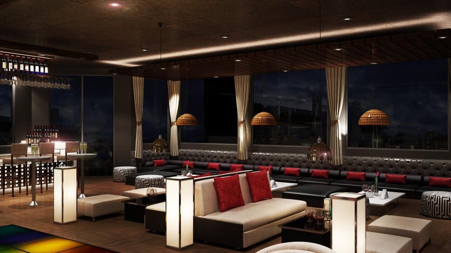 ... Interior Design for Hookah Lounge   Sonstiges Design Wettbewerb