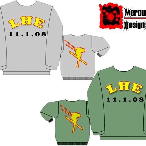 Runner-up design by Mercury Designs