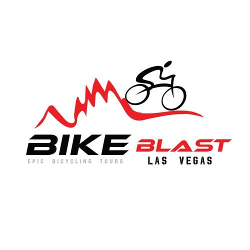 Create A Capturing Logo Design For Bike Blast Las Vegas