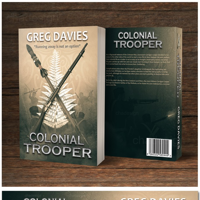 Book Cover Design New Zealand : Book cover for historical fiction new zealand land wars