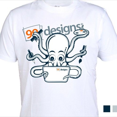 Runner-up design by paramaya22
