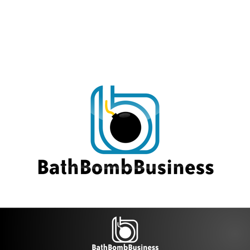 Bath bomb business needs a new logo design logo design Logo design competitions