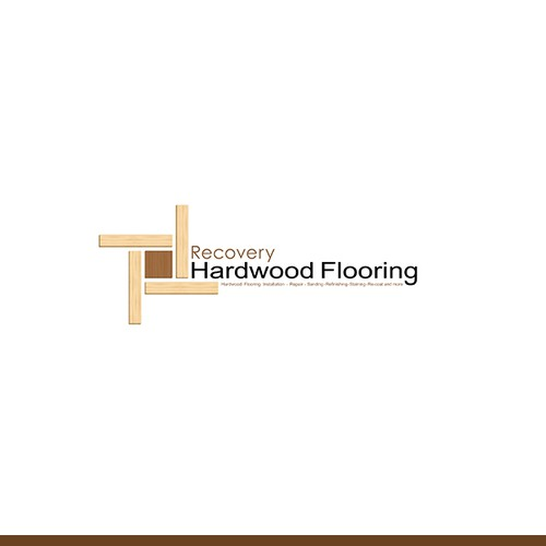 New Logo And Business Card Wanted For Recovery Hardwood