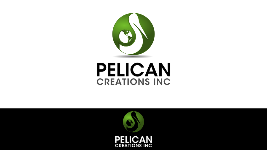 New Logo Wanted For Pelican Creations Inc Logo Design