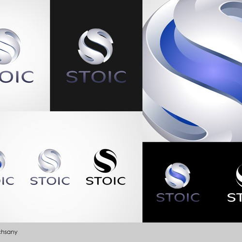 Stoic needs a new logo Design by ichsany