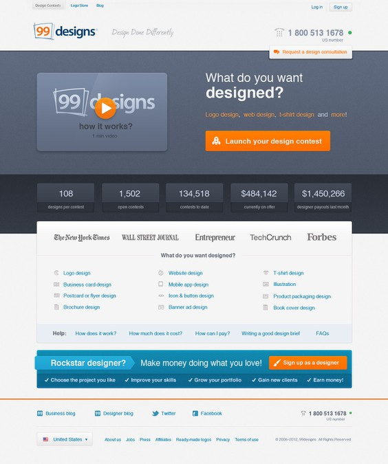 Winning design by pavot