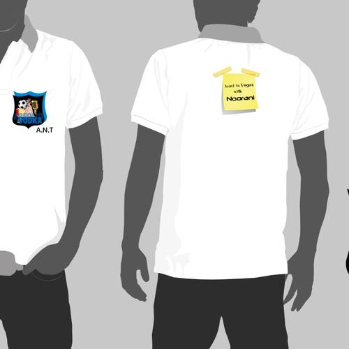 Runner-up design by Darkosever22