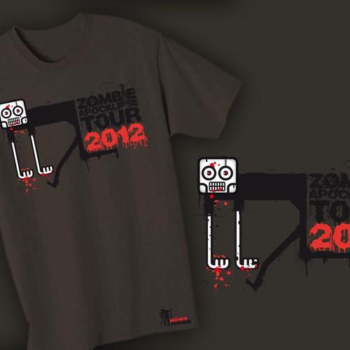Runner-up design by 99nick