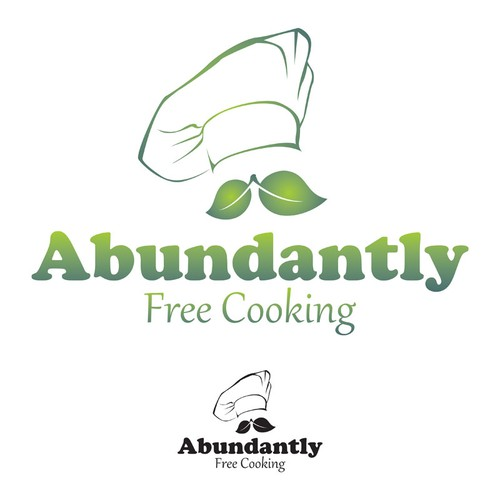 Help Abundantly Free Cooking with a new logo : Logo design contest