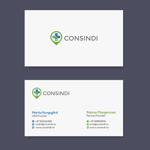 Business cards and powerpoint template business card contest for Powerpoint business card template