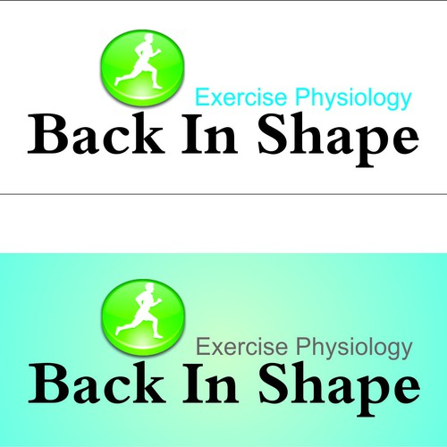 Exercise Physiology: New Logo Wanted For Back In Shape (Exercise Physiology
