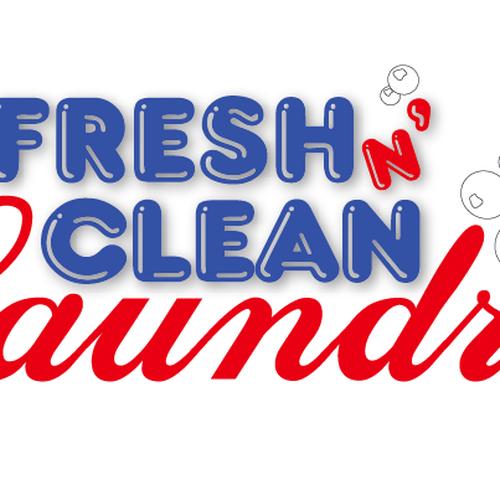 laundry logo wanted logo design contest