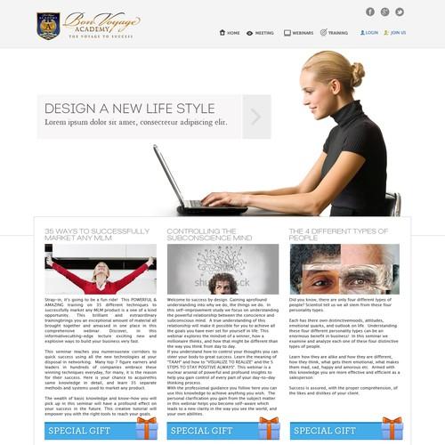 Runner-up design by MiranGold™