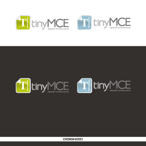 Runner-up design by designeed